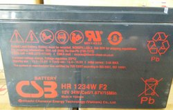 HR1234W Valve Regulated Lead Acid CSB Battery