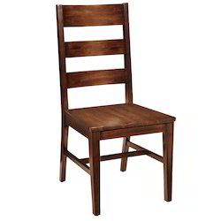 LGE Wood Dining Chair, For Home, Restaurant