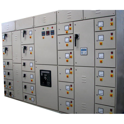 On Feeder PLC Panel, IP Rating: IP55
