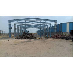 Steel House Commercial Structural Shed