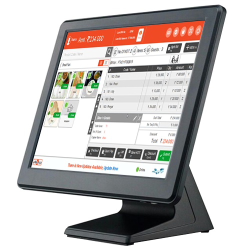 how to develop a pos system