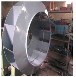 Automatic Wall Mounted Boiler Fan for Industrial