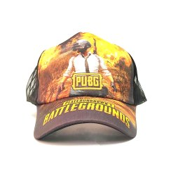 PUBG Baseball Cotton Cap, Printed Games Design Caps And Hats