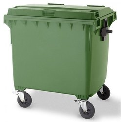 1100 Ltr Aristo Wheeled Waste Bins