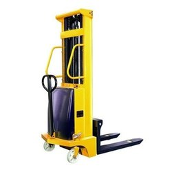 Industrial Semi Electric Hydraulic Stacker