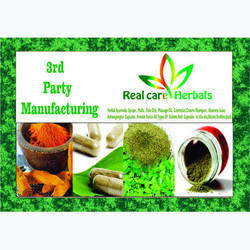 3rd Party Manufacturer Of Herbal Products