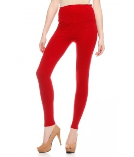 37c64dd7943322 Red Ankle Length Leggings at 130 /piece | Ankle Length Leggings | ID ...