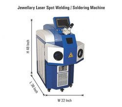 Laser Spot Soldering Machine