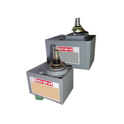 Integral Rotary Switch 8 Position