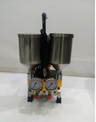 Two Component Grouting Pump