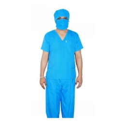 Blue Nurse Uniform