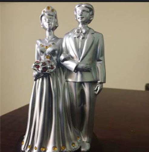 Gesf1671 Valentine Couple Show Piece At Rs 800 Piece Showpiece