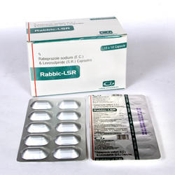 Rabeprazole Sodium (E.C.) & Levosulpiride (S.R.) Capsule