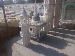 Outdoor Round Masjid Minar