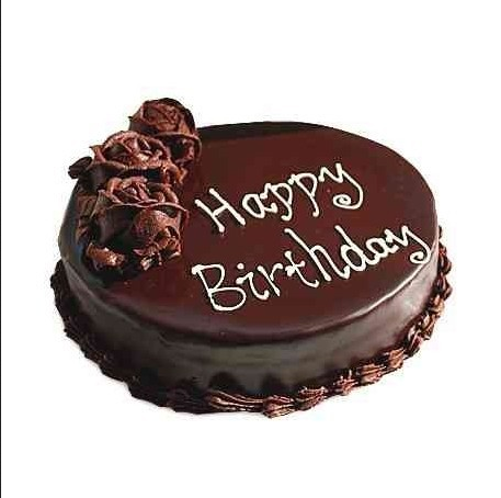 Chocolate Flower Cake At Rs 599 Piece