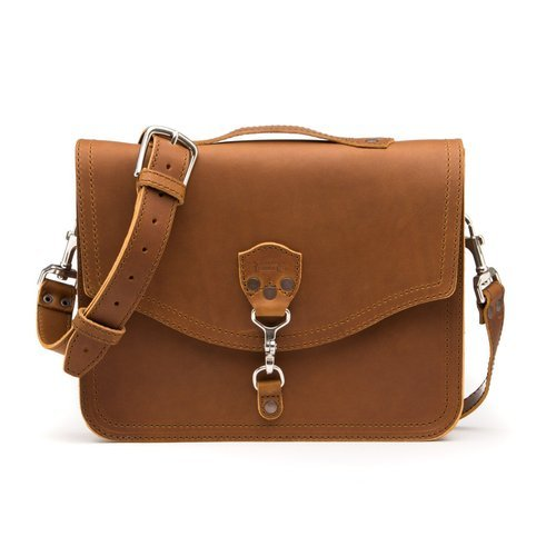 Leather Laptop Bag, Size/Dimension: Standardized