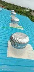 Industrial Turbine Air Ventilator