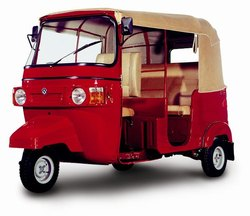 Dee India Overseas Tricycle Parts