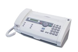 TEC Certificate Provider for Group 3 Fax Machine