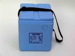 Vaccine Carrier With Gelid Ice Packs