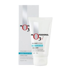 O3 Volcano Scrub for Exfoliation