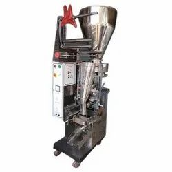 Pouch Packing With Cup Filler Machine, Capacity: 2000-3000 Pouch Per Hour