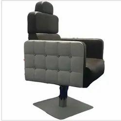 APL Black Luxury Parlour Chair, Without Footrest