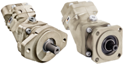 Bent Axis Pump - SAE Series