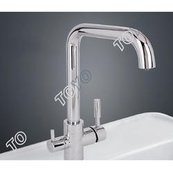 Single Lever Brass Sink Mixers