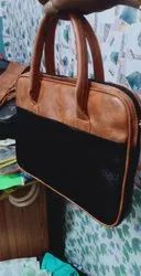Brown & Black SPARROW Lethar Gift Bags, Size/Dimension: Costomized, For Gift, Official