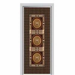 Wooden 6 To 8 Feet Rectangular Micro Coated Lamination Door