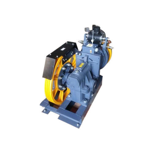 Traction Machine, Capacity: 250 - 2000 Kg