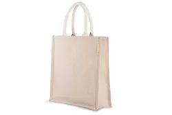 Plain Juco Jute Promotion Bag