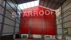 Terrace Factory Roofing Shed