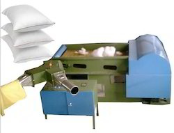 Semi Automatic Pillow Filling Machine