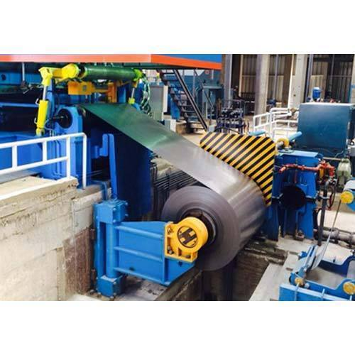Rolling Mill With Coiler & De-Coiler