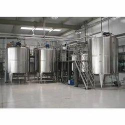 Industrial Juice Plant