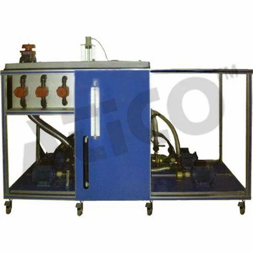 9a5636853 Fluid Mechanics - Hydrodynamics Trainer Manufacturer from Ambala