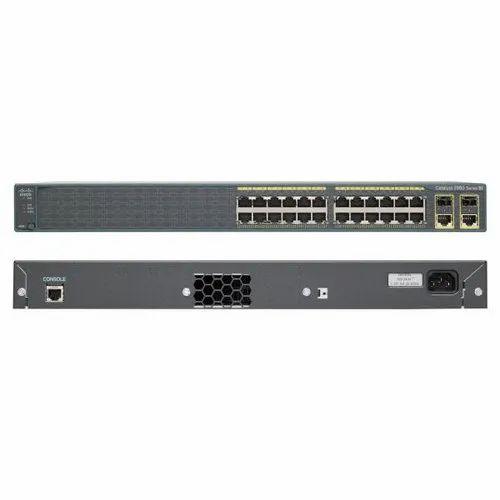2960 Tcs Cisco Switch