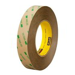 3M 1/2 inch and 1 inch Polyester Adhesive Tape (93010LE), for Sealing