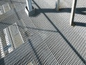 Platform Walkway Floor Grating