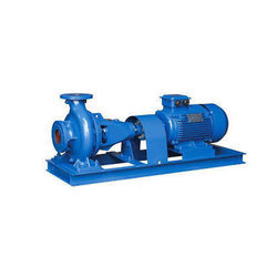 Semi-Automatic Single Phase Chilled Water Pump