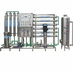 MS Industrial Water Purifier Plant