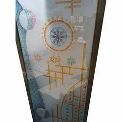 Printed Digital Printing Door Glass