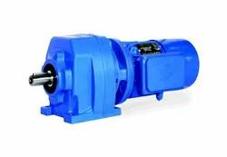 Series M - Helical Inline Geared Motor