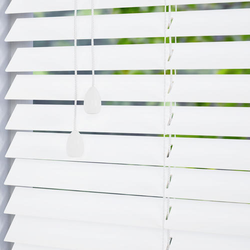 White Blinds, Thickness: 1.2 mm