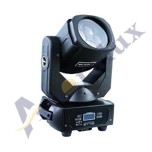 Anoralux 4 X 25 W Super LED Moving Head Lights