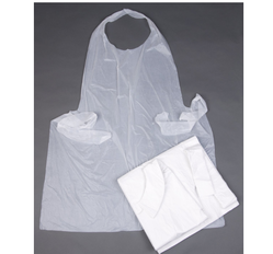 Plain Disposable Plastic Apron