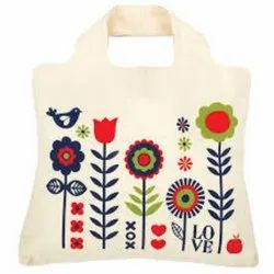 Jani Embroidered Jute Embroidery Bag