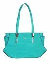 Luvoksi Dagny Shoulder Tote Handbag Green